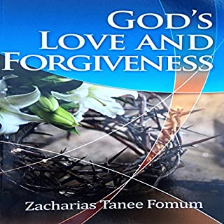 God's Love and Forgiveness audiobook cover art