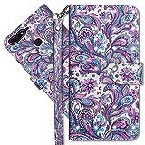 MRSTER Huawei Y6 2018 Case Wallet Folio Flip Premium PU