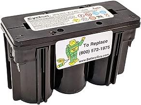 cyclon 6v battery