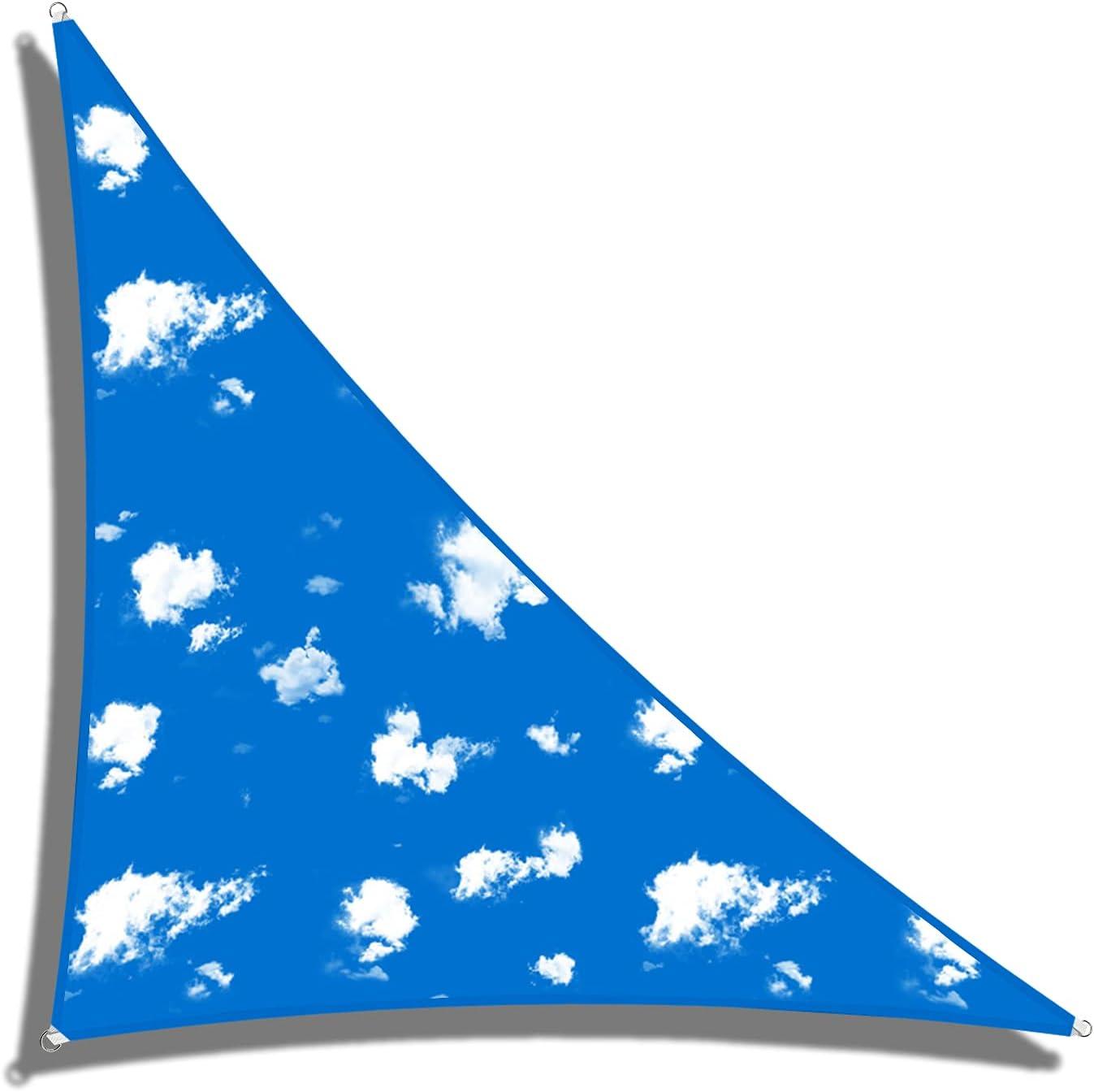 代引き不可 Coarbor 8' x 13' トレンド 15.3' Sun Shade Backyard for Patio Deck Sail