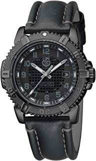 Luminox Outdoor Mens Watch Modern Mariner Black Out (XS.6251.BO) - 200 M Water Resistant + Day and Date Indication + Antireflective-Sapphire Crystal