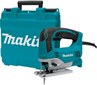 Makita JV0600K Top Handle Jig Saw, with Tool Case,Teal