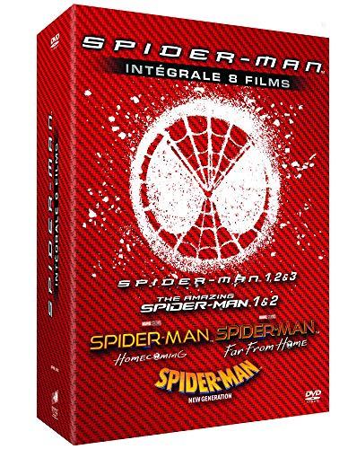Spider-Man Integrale 8 Films