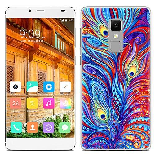 Litao-Case LLM Hülle für Elephone s3 hülle TPU Weiches Silikon Schutzhülle Case Cover 1