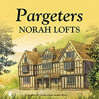 Pargeters audiobook cover art