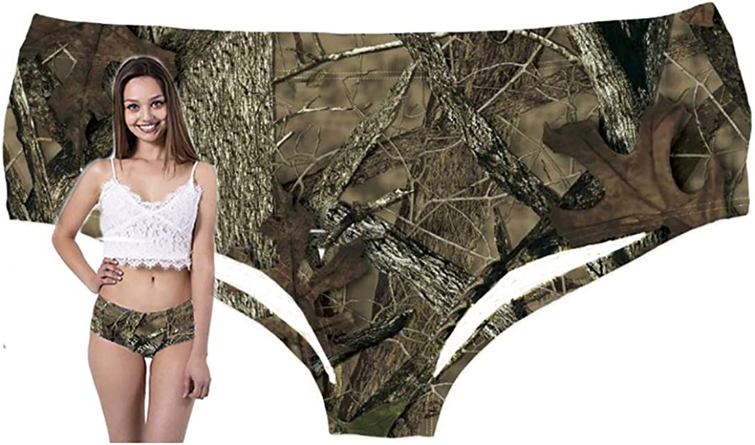 Southern Sisters Hunting Camo Boy Max 69% OFF for Wo Short Max 51% OFF Underwear Panties