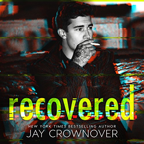 Recovered audiobook cover art