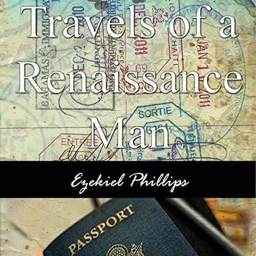 Travels of a Renaissance Man audiobook cover art