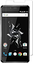 [6 Pack] LHYIN OnePlus X Tempered Glass Screen Protector,[Anti-Fingerprint] [Scratch Resist] Tempered Glass Film Screen for OnePlus X [Non-Full Screen]