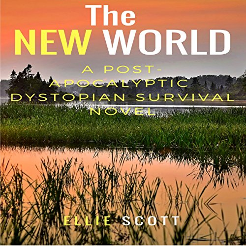 The New World audiobook cover art