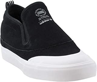 Mens Matchcourt Mid Slip-On core Black/White/Gum