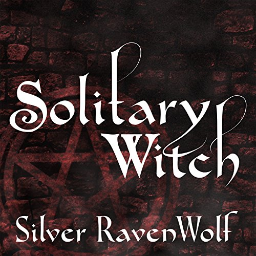 Solitary Witch audiobook cover art