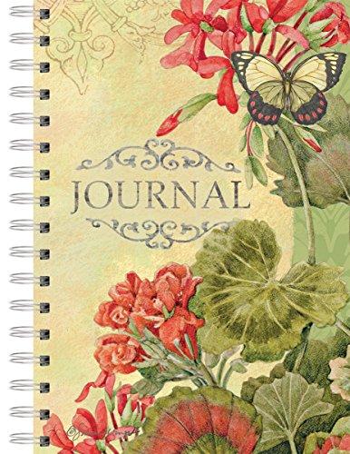 Lang Chelsea Garden Cottage Garden Spiral Journal by Susan Winget (1350007)