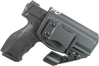 Fierce Defender IWB Kydex Holster H&K VP9 The Paladin Series -Made in USA-