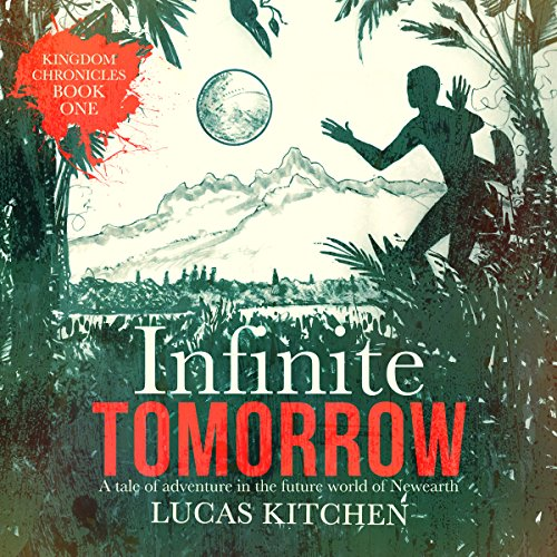Infinite Tomorrow audiobook cover art