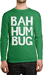 Bah Humbug Men's Long Sleeve Shirt