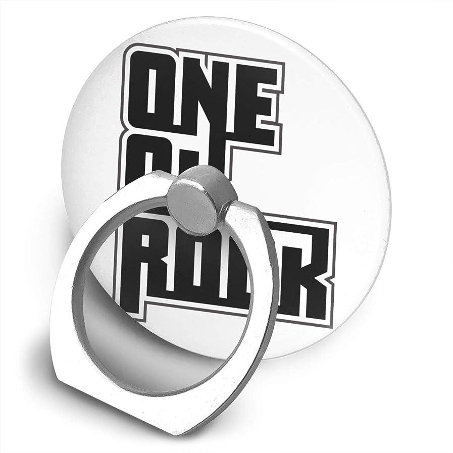 露ヘッジ列挙するOne Ok Rock ワンオクロック スマホ リング ホールドリング 指輪リング 薄型 おしゃれ スタンド機能 落下防止 360度回転 タブレット/スマホ IPhone/Android各種他対応