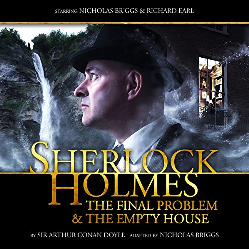 Sherlock Holmes - The Final Problem and The Empty House cover art
