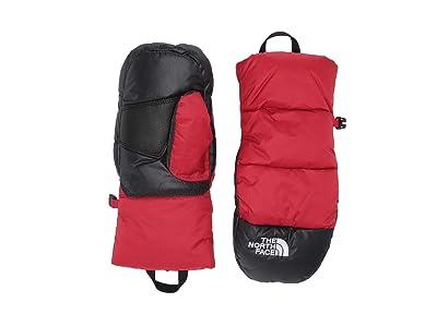 The North Face Kids Nuptse Mitt (Little Kids/Big Kids) (TNF Red) Ski Gloves