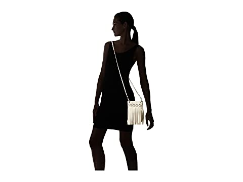 Store Cheap Price M&F Western Fringe Crossbody Ivory Sale 2018 New Real For Sale GeZLzw