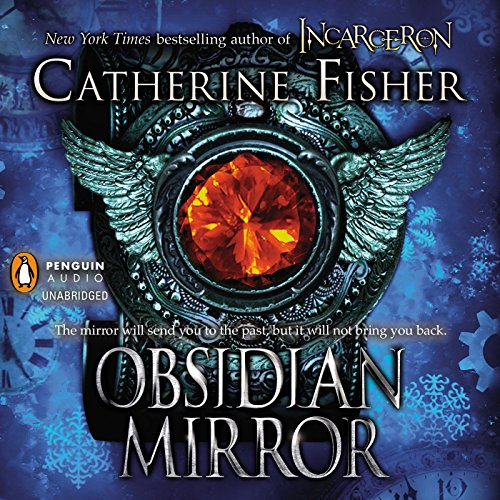 Obsidian Mirror audiobook cover art