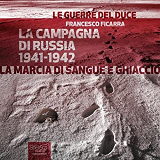 La Campagna di Russia 1941-1942 copertina