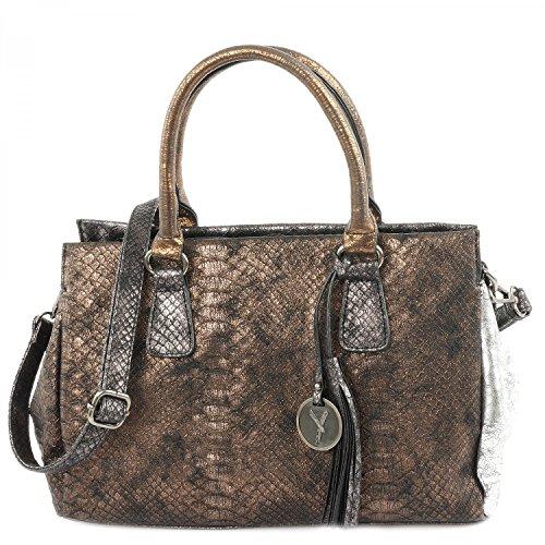 SURI FREY Tasche - Fanny - M Shopper - Bronze