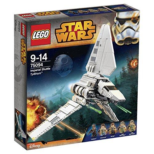 LEGO 75094 Star Wars - Set Imperial Shuttle Tydirium, Multicolor (75094)