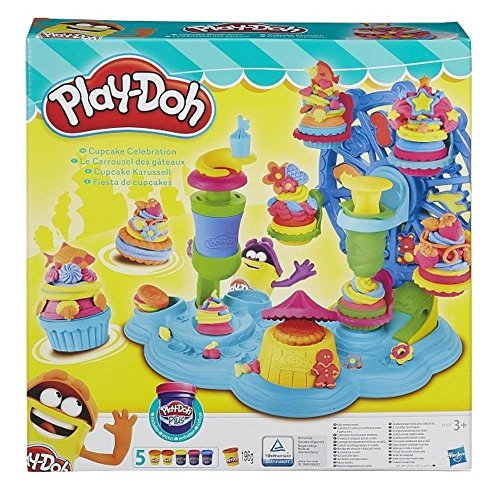 Hasbro Play-Doh Cupcake-Karussell