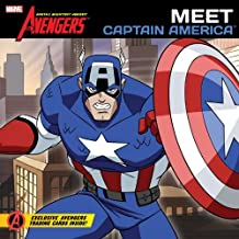 Meet Captain America (Avengers: Earth's Mightiest Heroes, the Marvel Comics) by Brandon Auman (2011-06-21)