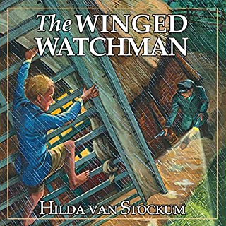 The Winged Watchman cover art
