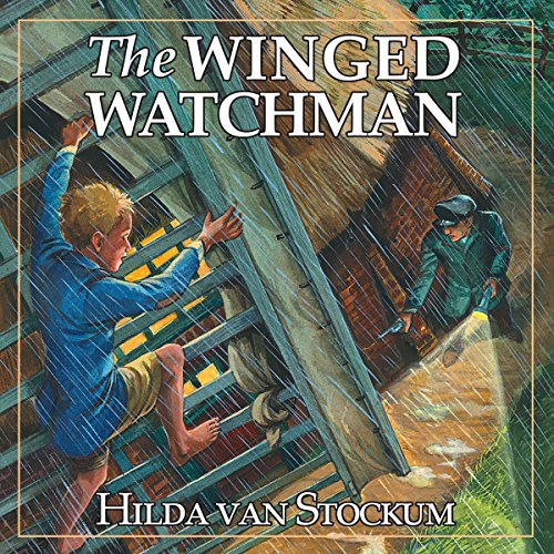 The Winged Watchman audiobook cover art