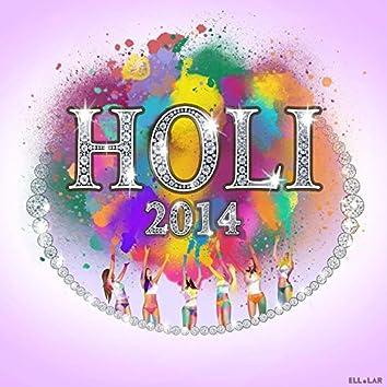 Holi 2014