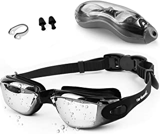 Swimming Goggles No Leaking Anti Fog Adult Men Women Youth