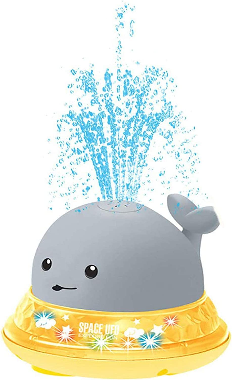 Finally popular brand EUBUY 25% OFF Baby Bath Toys 2 in Spray Toy Induction Bathroom 1 Water
