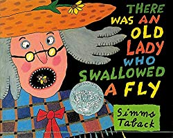 "Oh, my goodness, the first graders love this book. They chant right along with you as you read the repetitive pages: ""She swallowed the dog to catch the cat, she swallowed the cat to catch the bird, she swallowed the bird to catch the spider...."" And, the pictures are just so fun. Check this blog post for a STEM Challenge!"