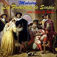 Les Fourberies de Scapin livre audio