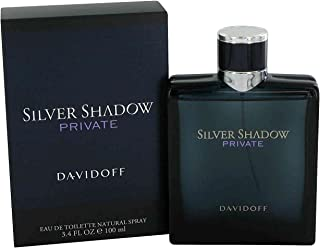 Silver Shadow Private by Davidoff for Men Eau de Toilette 100ml