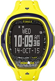 Timex Ironman Sleek Black Dial Resin Band Watch - Tw5M08300, Digital Display, For Unisex