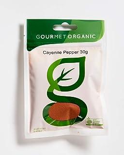 Gourmet Organic Herbs Cayenne Pepper, 30 g
