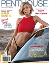 Penthouse Adult Magazine January 2019 Pets of the month: JISEL LYNN and ANNA LISA WAGNER