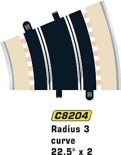 Scalextric C8204 Track Radius - 22.5 Degrees Curve