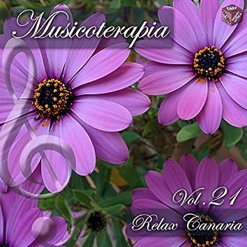 Musicoterapia, Vol. 21 (Momento relax)