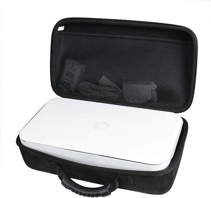 Hermitshell Travel Case for HP Tango/Tango Terra/Tango X Smart Home Printer 2RY54A / 3DP64A (Black)