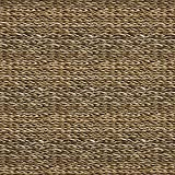 Kt KILOtela Tela de loneta Estampada Digital - Half Panamá 100% algodón orgánico, Oeko-Tex Standard 100 - Retal de 100 cm Largo x 280 cm Ancho | Esparto - Marrón ─ 1 Metro