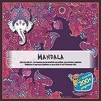 Libro de colorear Mandala - Las mananas son una bendicion maravillosa, sean soleadas o nubladas. Simbolizan la esperanza, dandonos un nuevo inicio al cual le llamamos vida.