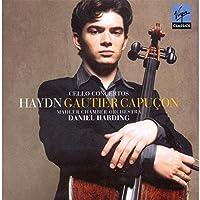 Cello Concertos by Capucon