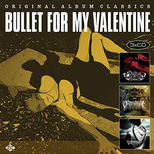 Original Album Classics by BULLET FOR MY VALENTINE (2015-10-21)