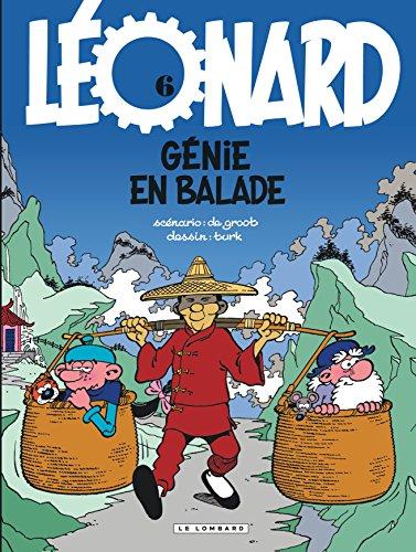 Léonard, tome 6 : Génie en balade