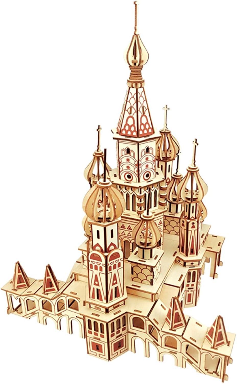 schwarz Temptation Dreidimensionale Holzpuzzles DIY handgemachte Montage Modell Kinder frühe Bildung Spielzeug Geschenk  58 B078BB64TB Förderung | Elegant
